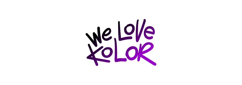 WE LOVE KOLOR
